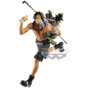 Statuetta One Piece Three Brothers (B:Portgas. D. Ace)  - Banpresto