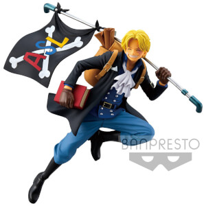 Statuetta One Piece Sabo - Banpresto