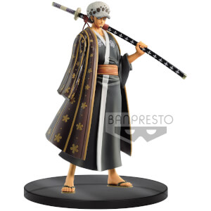 Banpresto One Piece DXF The Grandline Men Wanokuni Vol.3Trafalgar Law Figure