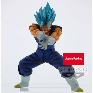 Banpresto Dragon Ball Super Vegito-Final Kamehameha-Ver.4 Figure