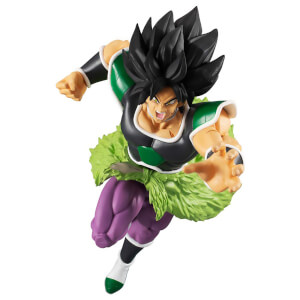 Banpresto Dragon Ball Styling Broly (Rage Mode) Figure