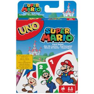 Uno Super Mario Bros Card Game