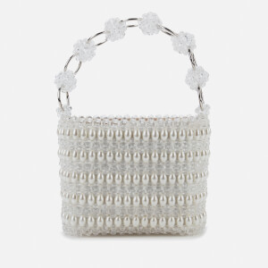 Shrimps Women's Georgiana Bag - Cream/Clear