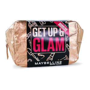 Maybelline Makeup Get Up and Glam Christmas Gift Set for Her