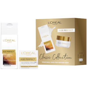 L'Oreal Paris Classic Collection Skin Care Gift Set for Her (Worth £20.00)