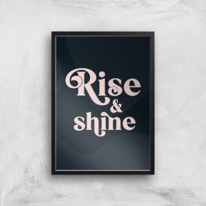 Hermione Chantal Rise And Shine Giclee Art Print