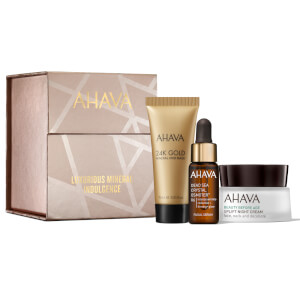 AHAVA Luxurious Mineral Indulgence Set