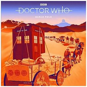 Doctor Who - Marco Polo (140g Desert Sandstorm Vinyl) 4LP