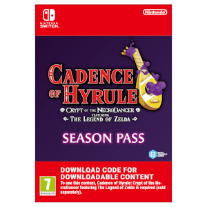 Cadence of Hyrule - Crypt of the NecroDancer Featuring The Legend of Zelda - Season Pass - Digital Download