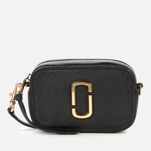 Marc Jacobs Women's The Softshot 17 Bag - Black