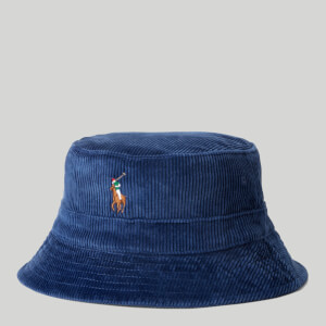 Polo Ralph Lauren Men's Loft Bucket Hat - Hunter Navy