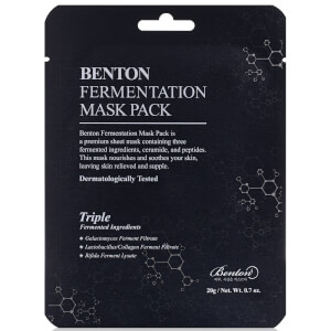 Benton Fermentation Mask Pack (Pack of 10)