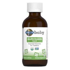 Organic baby - Multivitamin - 56ml