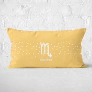 Pastel Scorpio Rectangular Cushion
