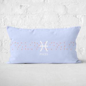 Pastel Pisces Rectangular Cushion