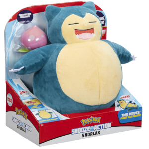 Pokémon Snooze Action Snorlax
