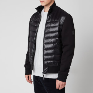 Mackage Men's Collin Quilted Down Front Jacket - Black