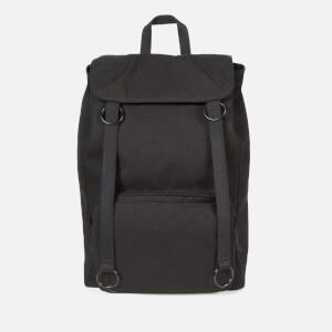 Eastpak Men's X Raf Simons Topload Loop Backpack - Black
