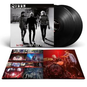Queen & Adam Lambert - Live Around The World 2LP