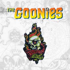The Goonies Limited Edition Collectible Pin Badge