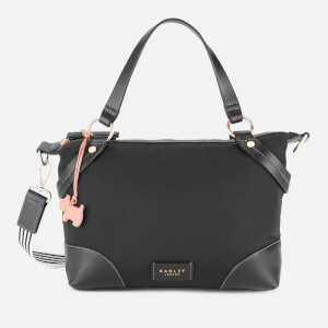 Radley Women's Bloomsbury Way Medium Ziptop Multiway - Black