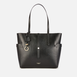 Radley Women's Abingdon Road Large Ziptop Shoulder Bag - Black