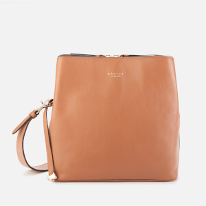 Radley Women's Dukes Place Medium Compartment Cross Body Bag - Dark Butter