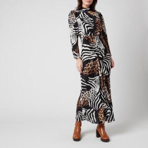 RIXO Women's Dani Dress - Animal Kingdom