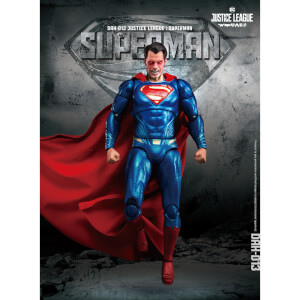 Beast Kingdom Justice League Superman Dynamic 8ction Heroes Figure