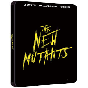 Marvel's New Mutants - Zavvi Exclusive 4K Ultra HD Steelbook (Includes 2D Blu-ray)