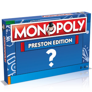 Monopoly Board Game - Preston Edition