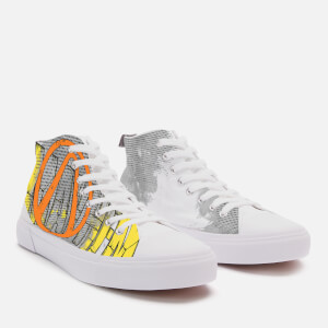 Akedo x Borderlands White Signature High Top