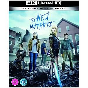Marvel's New Mutants - 4K Ultra HD (Includes 2D Blu-ray)