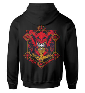 Dungeons & Dragons Player's Handbook Hoodie - Black