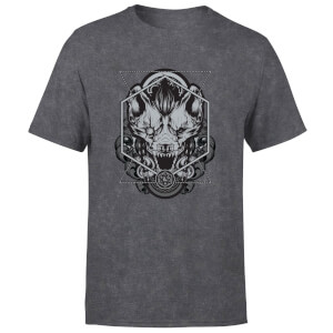 Dungeons & Dragons Gnoll Unisex T-Shirt - Schwarz Acid Wash