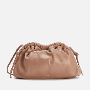 Mansur Gavriel Women's Mini Cloud Clutch Bag - Biscotto