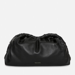 Mansur Gavriel Women's Cloud Clutch Bag - Black/Flamma