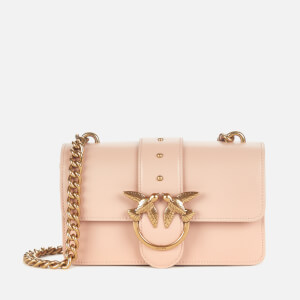 Pinko Women's Love Mini Icon Simply Bag - Powder Pink