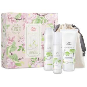 Wella Professionals Care Elements Renewing Trio (Worth $93.00)
