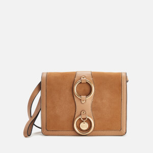 See By Chloé Women's Roby Cross Body Bag - Coconut Brown