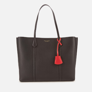 Tory Burch Women's Perry Triple-Compartment Tote Bag - Black