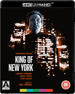 King of New York - 4K Ultra HD