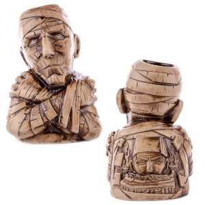 Mondo Universal Monsters The Mummy Tiki Mug