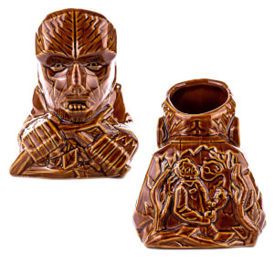 Mondo Universal Monsters The Wolfman Tiki Mug