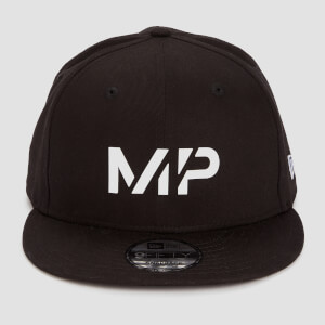MP 9FIFTY Snapback - Black/White