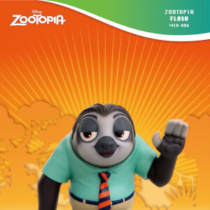 Beast Kingdom Disney Pixar Zootopia Mini Egg Attack Series