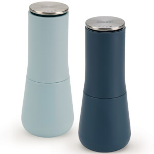 Joseph Joseph Editions Milltop Salt & Pepper Set - Sky