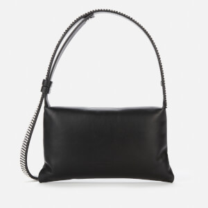 Simon Miller Women's Mini Crystal Puffin Bag - Black