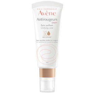 Avène Antirougeurs Unifying SPF30 Tinted Moisturiser for Skin Prone to Redness 40ml
