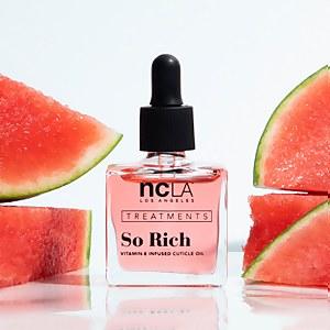 NCLA Beauty Vitamin E Infused Cuticle Oil So Rich Watermelon